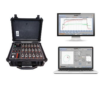 codis pmu Portable instrument and software
